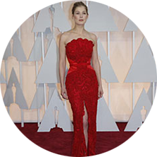 PGD dazzles on Oscar's red carpet
